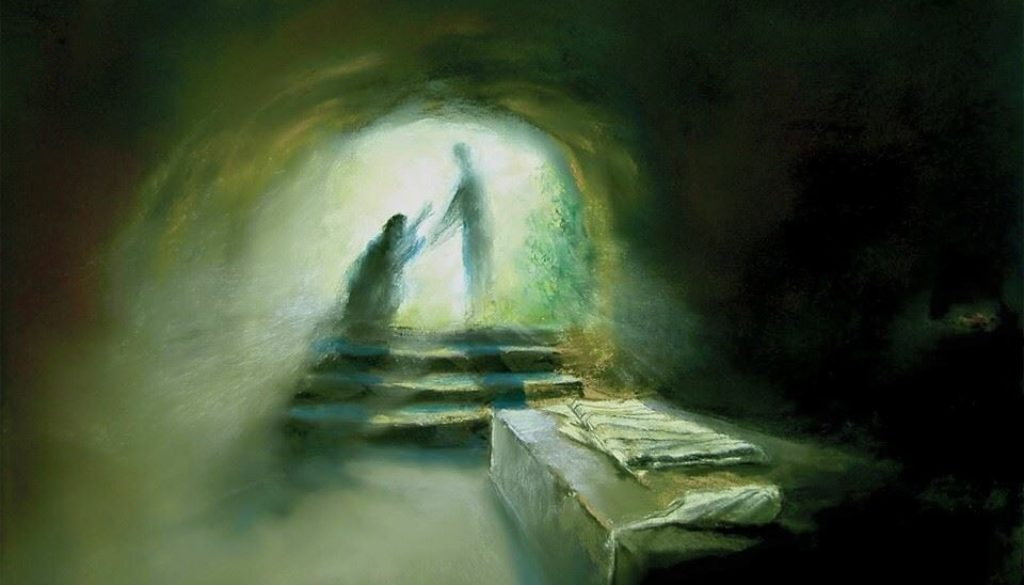 An Empty Tomb