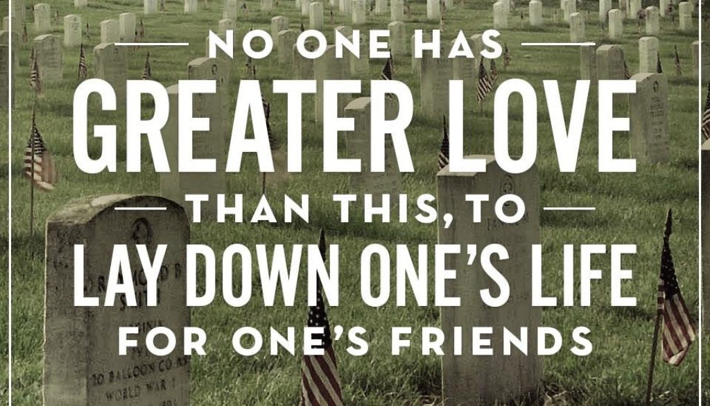 Fallen Heroes: No Greater Love Than This