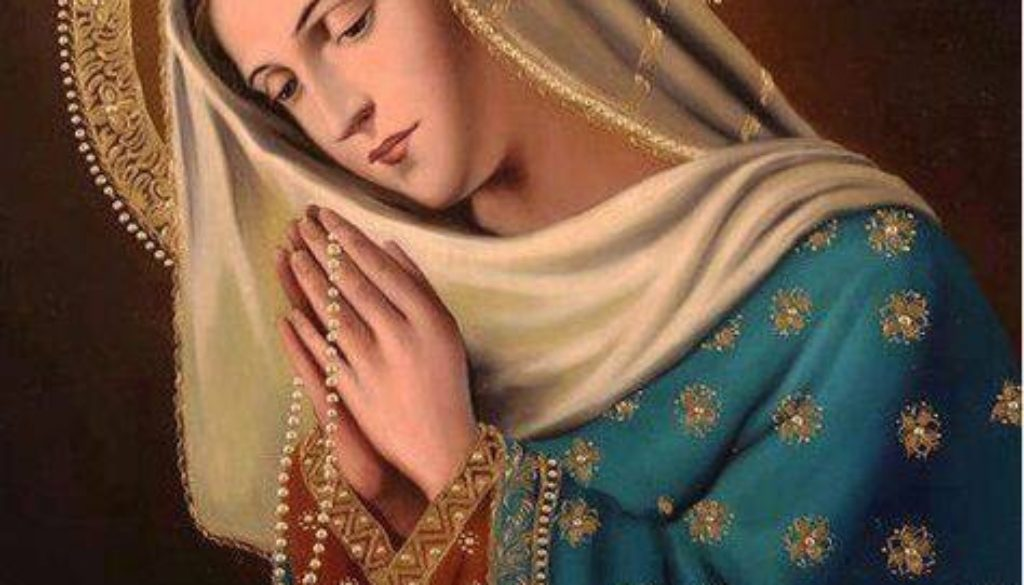Our Blessed Mother and the Rosary