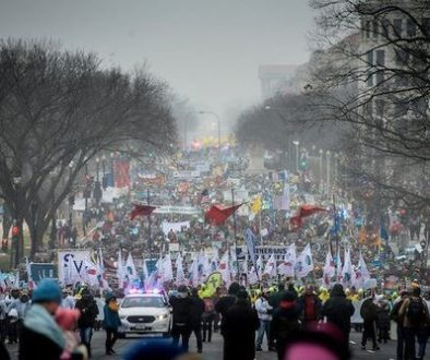 The March for Life 2016