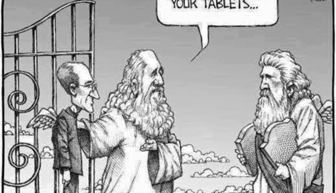 Moses and the New Evangelization
